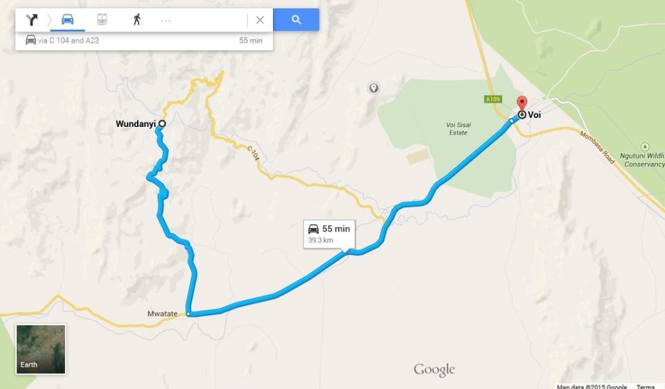 map-wundanyi-taita-hills