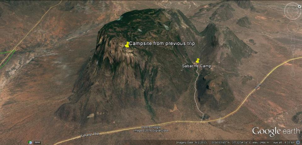 Sabache camp