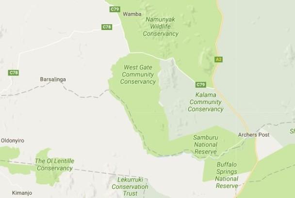 westgate-conservancy-map