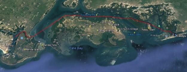 lamu-kiwayu-map 2
