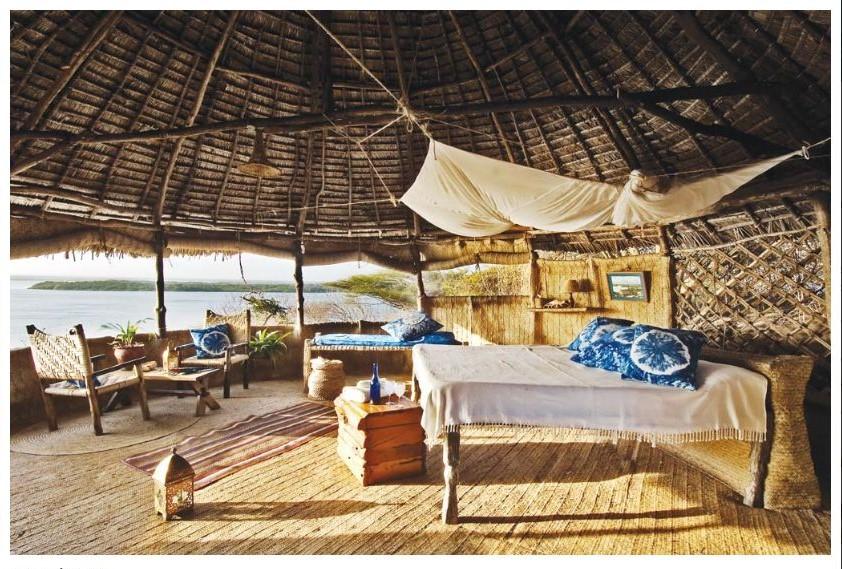 Mike's Camp, Kiwayu Island' - mikescampkiwayu_com_accomodation